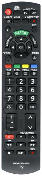 Пульт для Panasonic N2QAYB000328