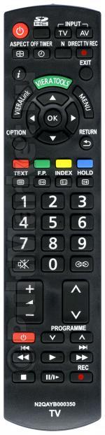 Пульт для Panasonic N2QAYB000350