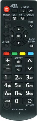 Пульт для Panasonic N2QAYB000815