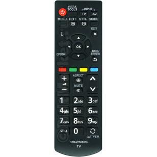 Пульт для Panasonic N2QAYB000975 (замена)