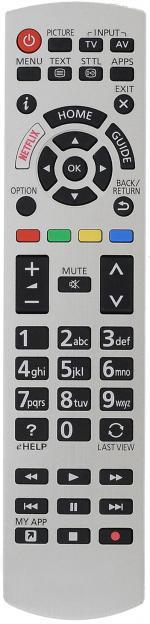 Пульт для Panasonic N2QAYB001178 (замена)