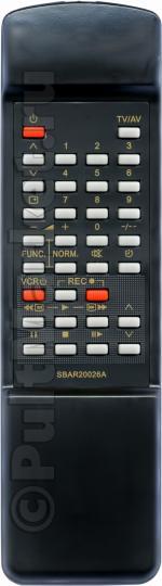 Пульт для Panasonic SBAR20026A