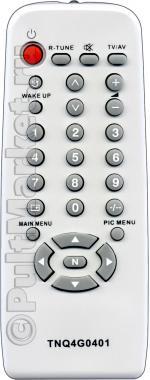 Пульт для Panasonic TNQ4G0401