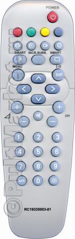 Пульт для Philips RC19335003/01