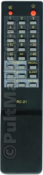 Пульт для Philips RC-21