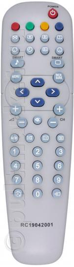 Пульт для Philips RC19042001/01
