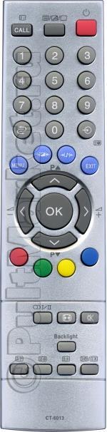 Пульт для Toshiba CT-8013