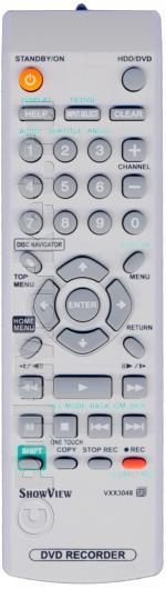 Пульт для Pioneer VXX3048