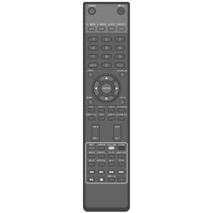 Пульт для Polar 81LTV7101 (замена)