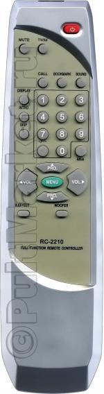 Пульт для Polar RC-2201 / TV-29B24