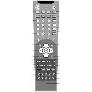Пульт для Rolsen LC03-AR023C (замена)