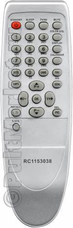 Пульт для TCL RC-1153038