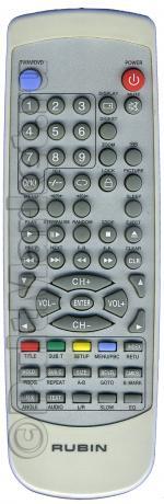 Пульт для Rubin BT-0413A