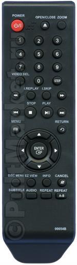 Пульт для Samsung 00054B (00071A)
