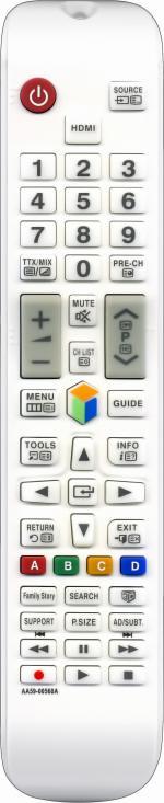 Пульт для Samsung AA59-00560A