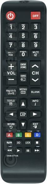 Пульт для Samsung AA59-00714A (для дисплеев)