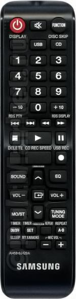 Пульт Samsung AH59-02429A (оригинал)