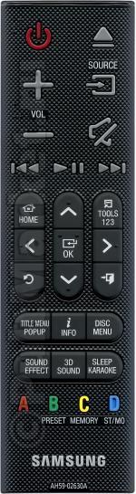 Пульт Samsung AH59-02630A (оригинал)