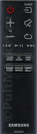 Пульт Samsung AH59-02631A (оригинал)