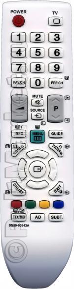 Пульт для Samsung BN59-00943A