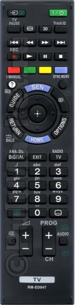 Пульт для Sony RM-ED047
