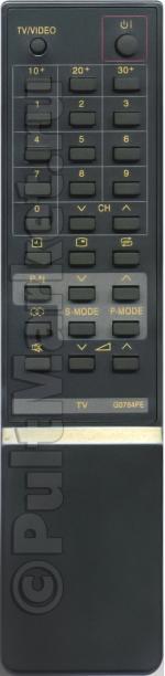 Пульт для Sharp G0764PE