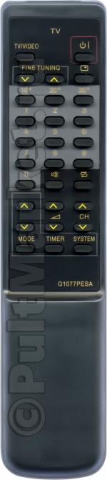 Пульт для Sharp G1077PESA