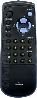Пульт для Sharp G1169PESA