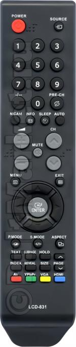 Пульт для General LCD-831