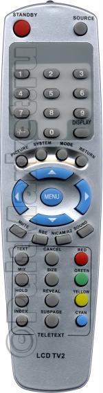 Пульт для Sitronics LCD-1502