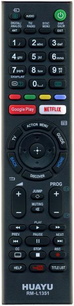 Пульт для Sony RM-L1351