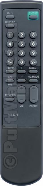 Пульт для Sony RM-827S