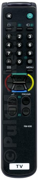 Пульт для Sony RM-836