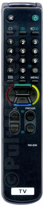Пульт для Sony RM-839