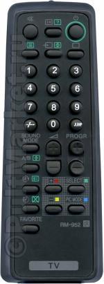 Пульт для Sony RM-952