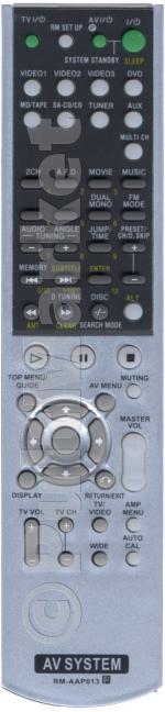 Пульт для Sony RM-AAP013