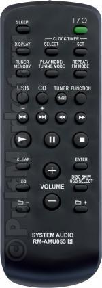 Пульт для Sony RM-AMU053