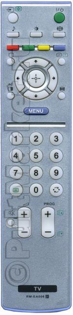 Пульт для Sony RM-EA006