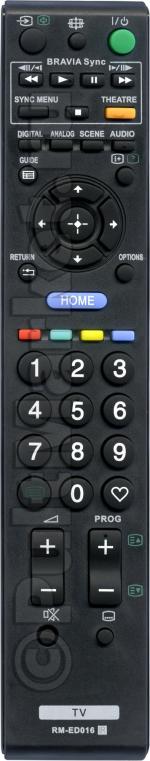Пульт для Sony RM-ED016