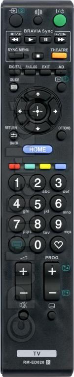 Пульт для Sony RM-ED020