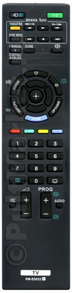 Пульт для Sony RM-ED022