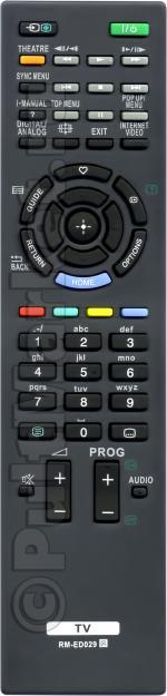 Пульт для Sony RM-ED029