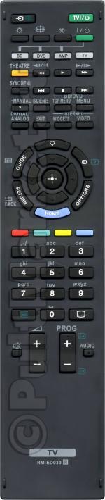 Пульт для Sony RM-ED030