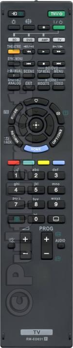 Пульт для Sony RM-ED031