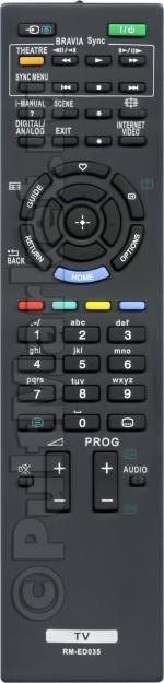 Пульт для Sony RM-ED035