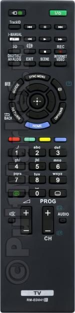 Пульт для Sony RM-ED041