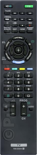 Пульт для Sony RM-ED044