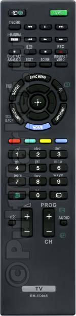 Пульт для Sony RM-ED045