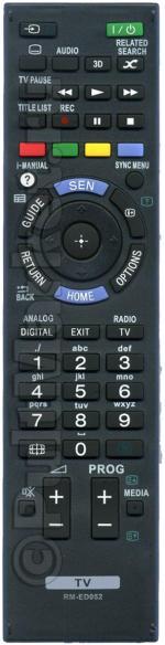 Пульт для Sony RM-ED052