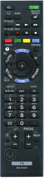 Пульт для Sony RM-ED053